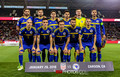 Bosnia and Herzegovina starting eleven