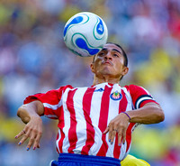 CD Chivas USA vs Club America