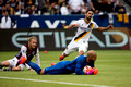 Sebastian Lletget, Jared Watts, Tim Howard