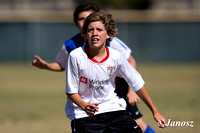 U13B Strikers vs. Real SoCal